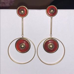Tory Burch Earrings.
